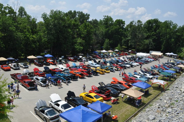 Pontiacs In Pigeon Forge - When is the car show